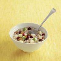 McDonald's Offers New Fruit & Maple Oatmeal