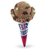 Lucky Mint, Baskin-Robbins March Flavor of the Month