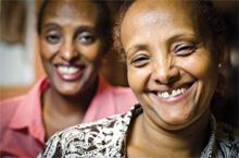 Mesob Ethiopian Restaurant Owners Receive 2011 Faces of Diversity Award