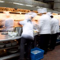 Restaurant Industry Accounts for Nearly 10 Percent of U.S. Workforce