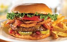 """T.G.I. Friday's Offers Tasty Reward for """"Best Burger"""" Burgler"""