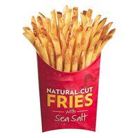 Wendy's Fries Beat McDonald's in National Taste Test