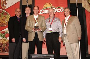 Del Taco Distinguishes Top Franchisees