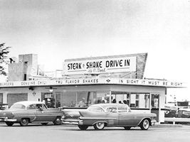Steak 'n Shake: The History of Hamburger Restaurant Chains