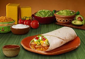 Del Taco's New Ultimate Grilled Chicken Burrito Delivers Great Flavor, Times 8