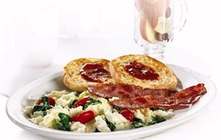 Denny's Features Classic Healthy Choice Options