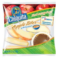 Jack in the Box Adds Chiquita Apple Bites with Caramel as New Side Option in Kid's Combos