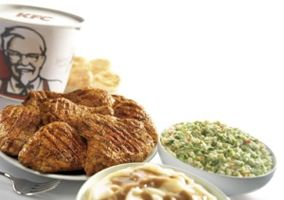 KFC Relaunches Kentucky Grilled Chicken