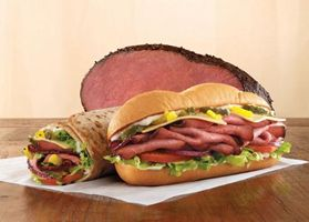 Arby's Introduces New Ultimate Angus Cool Deli Sandwich and Wrap