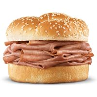 Arby's Restaurants Celebrate Anniversary with Roast Beef Sandwich Deal