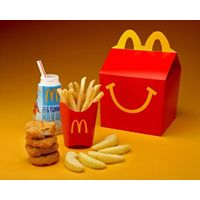 McDonald's Announces Commitments to Offer Improved Nutrition Choices