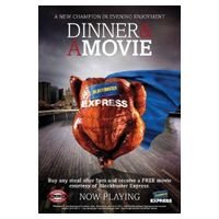 Enjoy Dinner and a Movie with Boston Market and BLOCKBUSTER Express