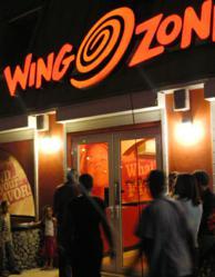 Wing Zone Undergoes Full Brand Makeover