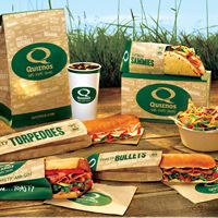Quiznos Expands Convenience Growth Strategy to Northeast with Champlain Farms Partnership