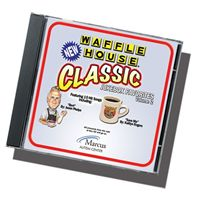 Waffle House Jukebox Favorites Volume 2 CD to be Released During National Waffle Week