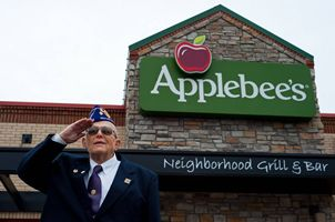 Applebee's Offers Free Meal on Veterans Day to Veterans and Troops