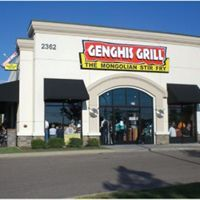Genghis Grill Gets Hot and Healthy