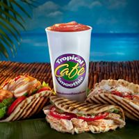 Tropical Smoothie Cafe Launches New Grilled Flatbread Frenzy Menu