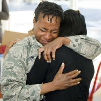No Place Like Home: KFC Gives Military Family a Surprise Reunion…and College Funds for Twin Daughters
