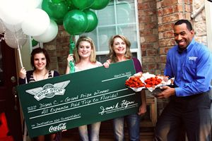 Wingstop Announces Destination 500 Sweepstakes Winners