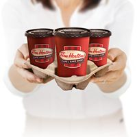 Your next 'Timmy Run' made easier by Tim Hortons