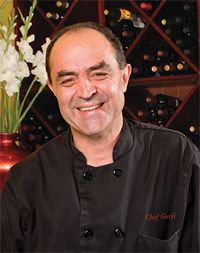 Chef Gorji on The Secret of Culinary Success: Keep it Simple and Savory