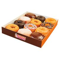 Dunkin' Donuts Announces Free Donut Offer For National Donut Day On June 1