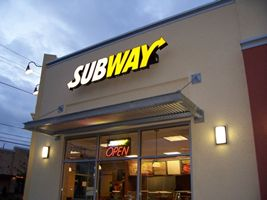 SUBWAY Restaurant Chain to Open 1,200 North American Locations in 2012