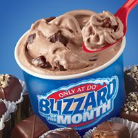 Dairy Queen Satisfies the Ultimate Sweet Tooth Just in Time for National Ice Cream Month