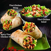 Summer's Really Going to Sizzle With Tropical Smoothie Cafe's New Spicy Thai Wrap