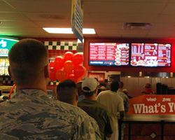 Wing Zone Sheppard Air Force Base Opening