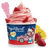 Yogurtland and Sanrio Announce 2012 Co-Branded Partnership