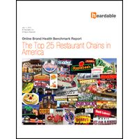 Eating as a Digital Branding Experience: Heardable Unveils The Top 100 Restaurant Chains in America