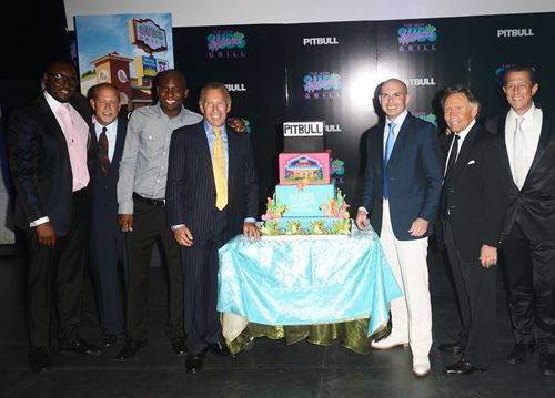 International Superstar Pitbull Announces Equity Ownership In Iconic Franchise Brand The New Miami Subs Grill Restaurantnews Com