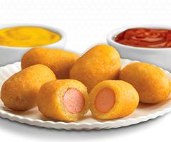 Mini Corn Dogs Bark Way onto Menu at Jack in the Box