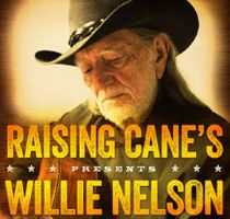 Willie Nelson to Play for Chicken Fingers