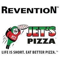 Jet's Pizza Embraces Technology with point of sale provider Revention