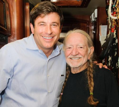 Raising Cane's brings country legend Willie Nelson to House of Blues in Dallas and New Orleans