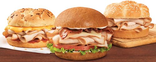 Turkey Season Opens Early With The Launch Of Arby's New Turkey Roasters