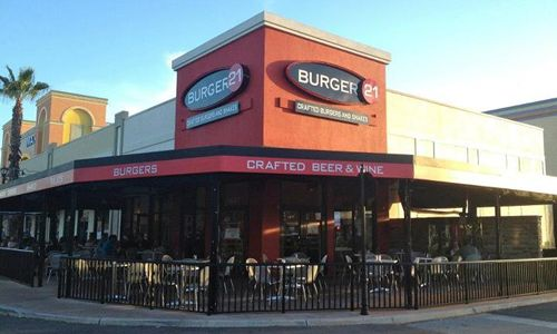 Burger 21 Offers Up Fresh Franchise Opportunities in South Florida, Targeting Boca Raton, Fort Lauderdale & Aventura