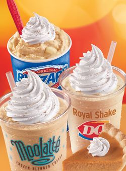 Dairy Queen Features a Trio of Spooktacular Seasonal Treats in October