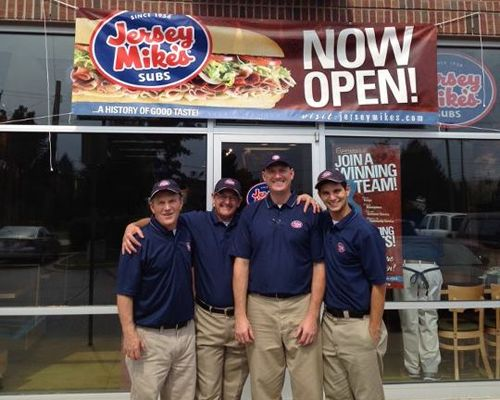 Local Residents Open 1st Of 20 Jersey Mike's Subs Restaurants in Michigan