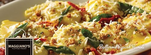 Maggiano's Has Guests Fall-ing In Love With Harvest-Inspired Dishes
