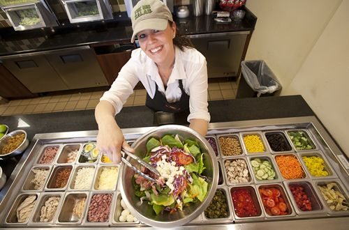 The Big Salad Has Big Franchise Plans