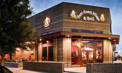 East Coast Wings & Grill Posts their 35th Consecutive Quarter of Same Store Sales Increase +8.33%