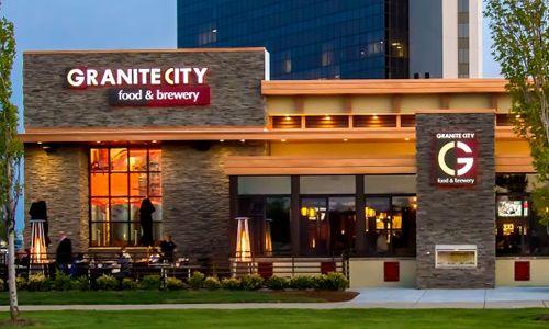 Granite City Food & Brewery Set to Open Restaurant in Lyndhurst, Ohio