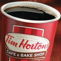 Tim Hortons Cafe & Bake Shop Celebrates 750 Restaurants With $.75 Coffee Promotion