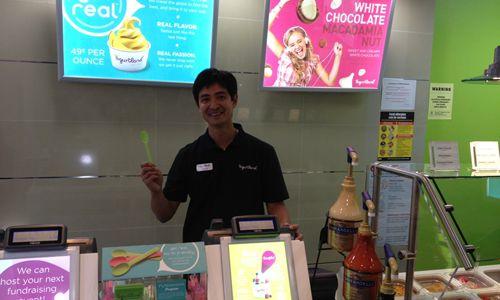 Yogurtland Opens First New York City Location