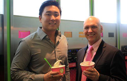 16 Handles Frozen Yogurt Raises $10,000 for New York Cares