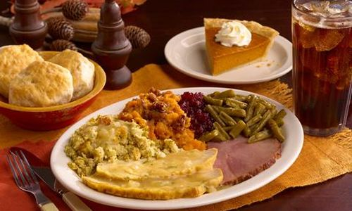 Cracker Barrel Invites You to Eat, Enjoy and Truly Relax This Thanksgiving